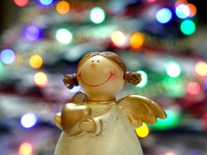 天使の人形